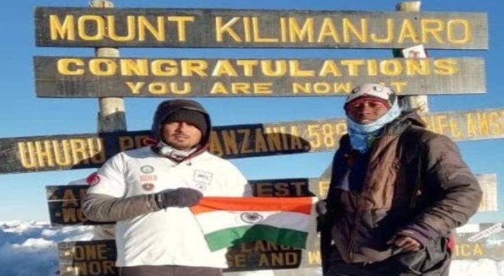 Fastest Time taken by an Individual to complete Mt.Kilimanjaro expedition