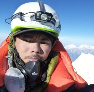 FASTEST TRAVERSE OF EVEREST & LHOTSE BY AN INDIVIDUAL